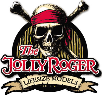 The Jolly Roger - Lifesize Models